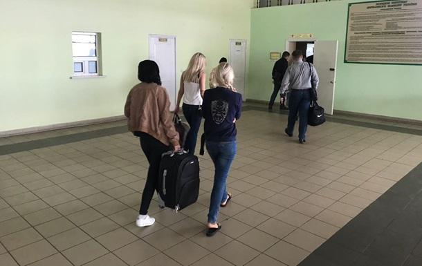 На границе задержали торговца людьми из Польши