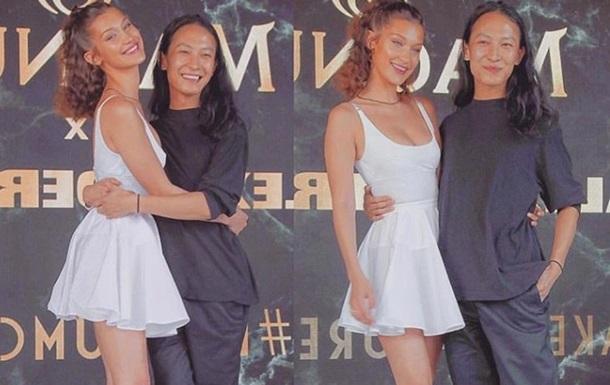 Модель Белла Хадид в мини-платье покорила фанатов