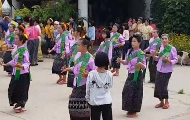 У Таїланді відкрився щорічний фестиваль ракет