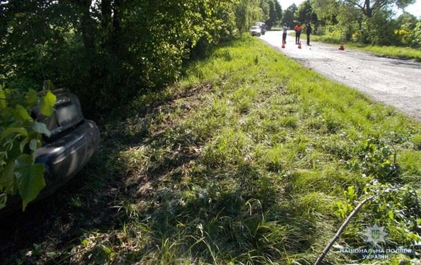 У Чернігівській області в ДТП загинула сім я
