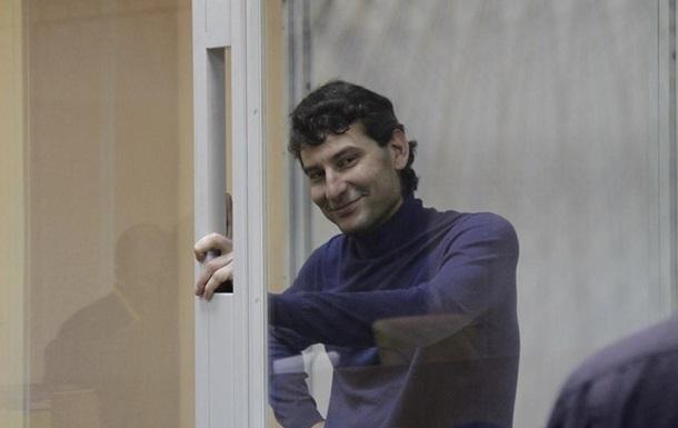 Суд продовжив арешт соратника Саакашвілі Дангадзе