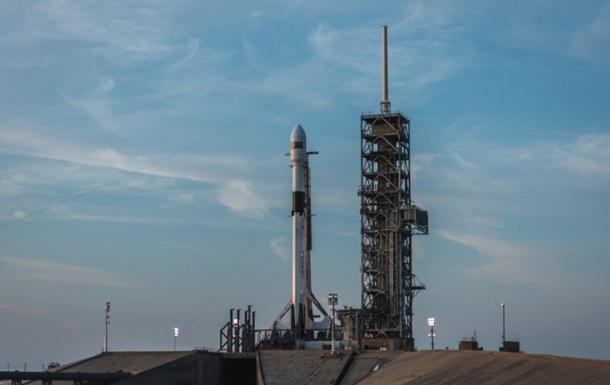 В США успешно стартовала новая версия Falcon-9
