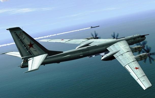 Авиация США перехватила российские Ту-95 у Аляски