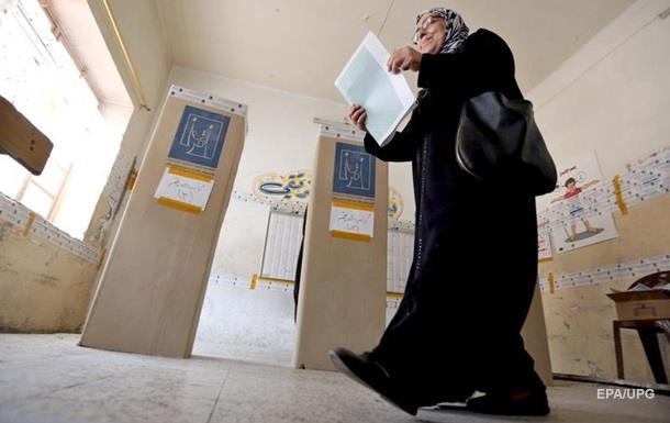 В Ираке проходят выборы в парламент