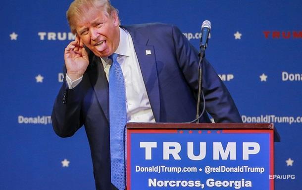 Книга о Трампе: боится отравления, спит один