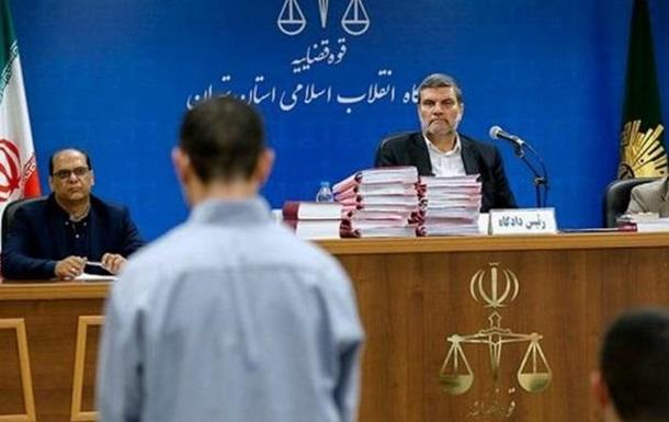 В Иране восемь исламистов приговорены к смертной казни