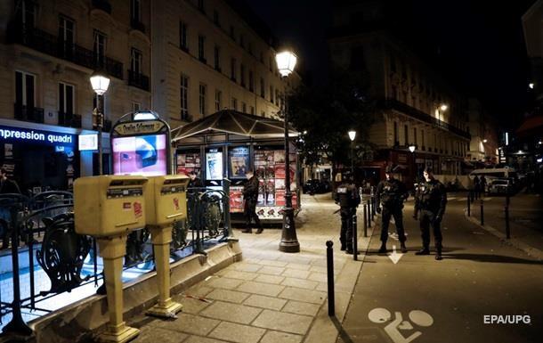 Затримано друга нападника на перехожих у Парижі