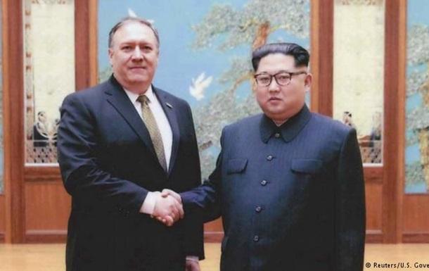 США обіцяють Кім Чен Ину гарантії безпеки в обмін на ядерне роззброєння