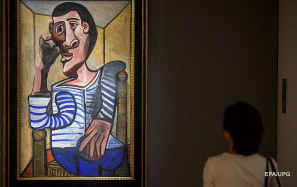 В США повредили картину Пикассо стоимостью $70 млн − СМИ