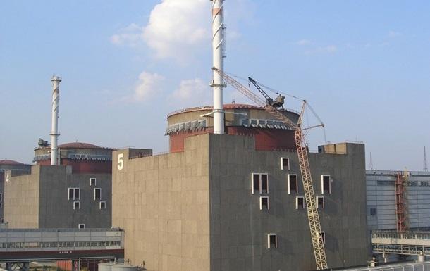 На Запорожской АЭС на три месяца отключили энергоблок