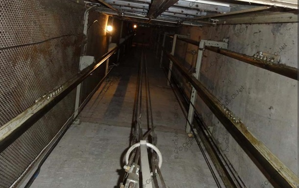 Во Львове женщина упала в шахту лифта