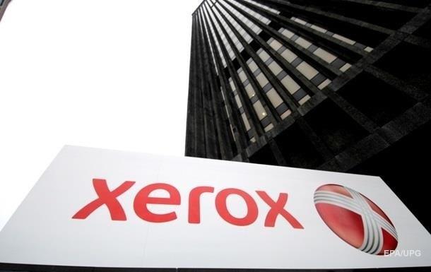Xerox отменила сделку о поглощении с Fujifilm