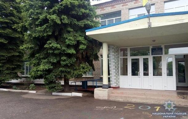 В школе в Донецкой области распылили слезоточивый газ