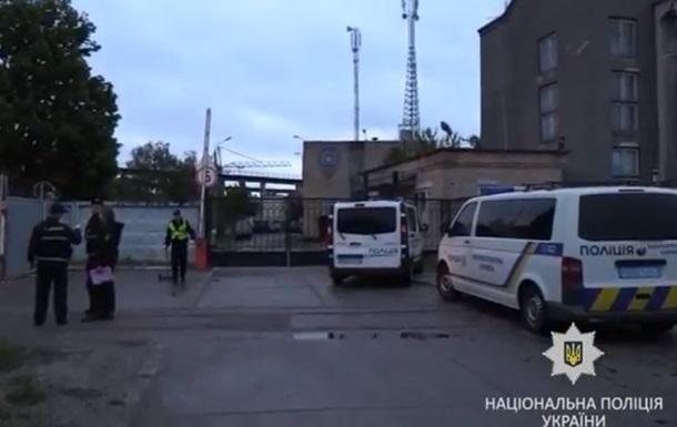 В Киеве прогремел взрыв, ранены шесть охранников