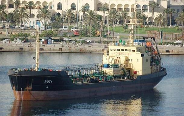 В СБУ заявили о разоблачении сделки по задержанному в Ливии танкеру