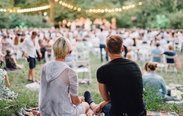Классика и джаз в саду — открытие летнего сезона у Svitlo Concert