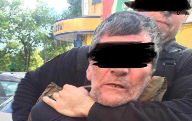 В Одессе во время задержания преступников произошла стрельба