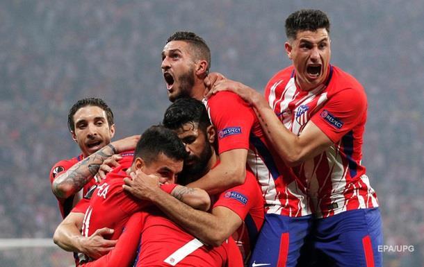 Марсель – Атлетико 0:2. Онлайн финала Лиги Европы