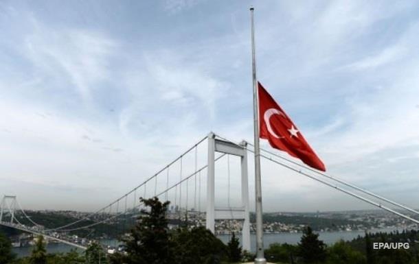 У Туреччині оголосили жалобу за вбитими в Газі палестинцями