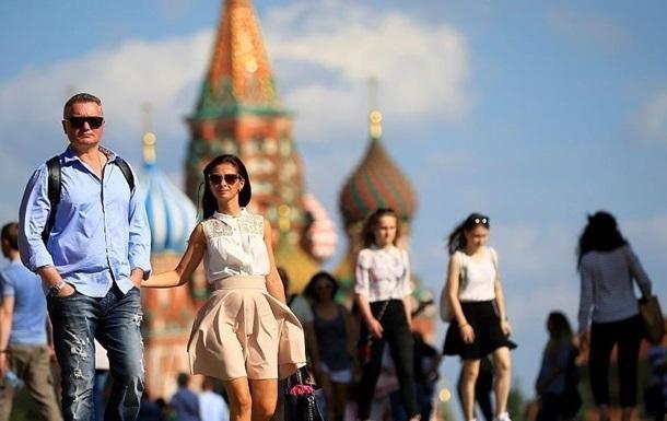 Майже половина росіян очікує настання гірших часів
