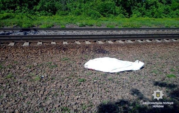 В Харькове поезд насмерть сбил мужчину