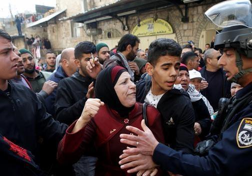 Арабско-израильский конфликт: надо искать компромисс