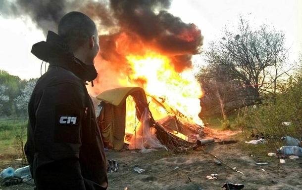 Франция: акты насилия против ромов в Украине недопустимы