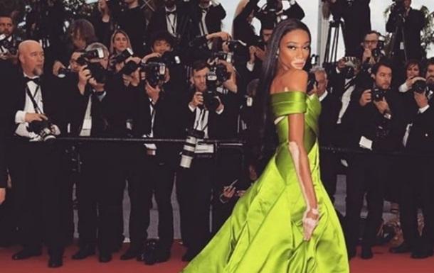 Канны-2018: роскошный образ модели Винни Харлоу