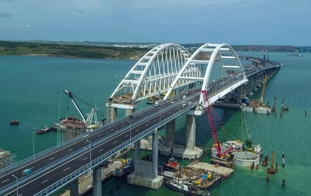 Керченский мост нарушает суверенитет Украины – ЕС