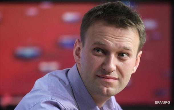 В России суд арестовал оппозиционера Навального