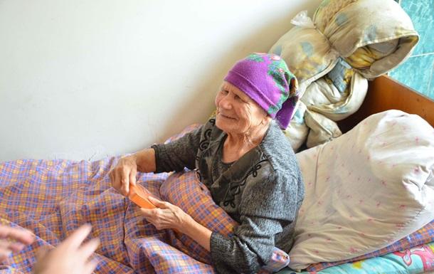 Благодійний фонд Максима Шкіля привітав безмовних ветеранів Житомирщини