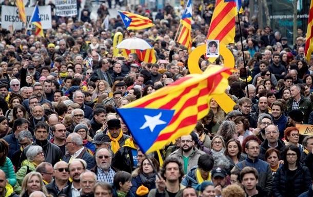 Россия поддерживала сепаратистов Каталонии - разведка ФРГ