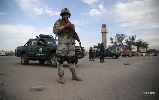 В Афганістані вбито сотні бойовиків Талібану