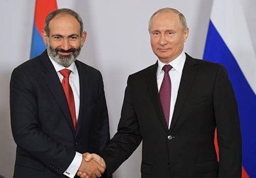 Чей Пашинян?