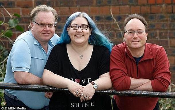 Велелюбна британка розповіла про життя з чотирма чоловіками