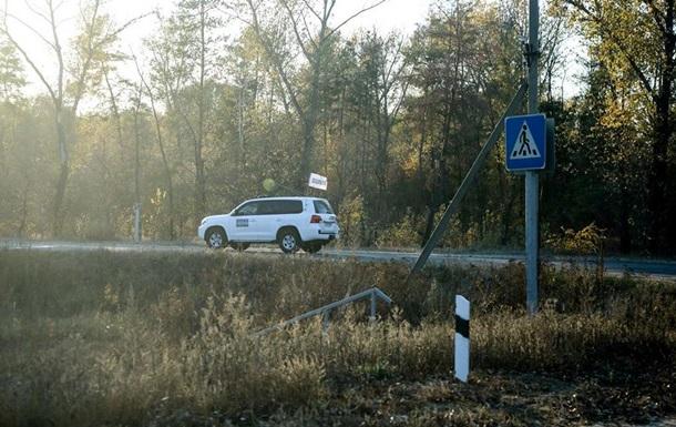 Миссия ОБСЕ снова патрулирует Донецкую фильтровальную станцию