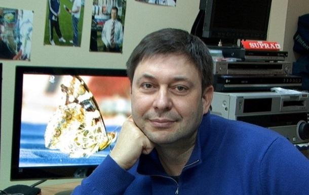 Вышинский признал, что имеет российский паспорт