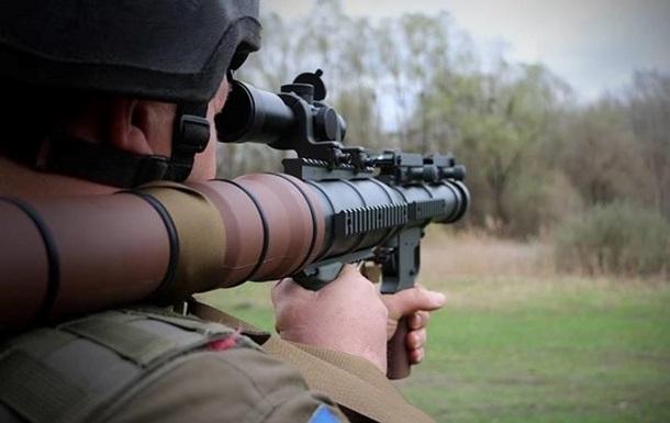 Нацгвардія взяла на озброєння американські гранатомети