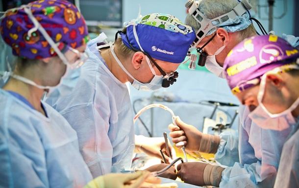 Хирургия сердца в Украине: на равных с США, Европой и Австралией