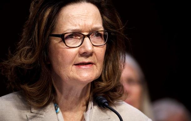 Сенат США одобрил кандидатуру Хаспел на пост главы ЦРУ