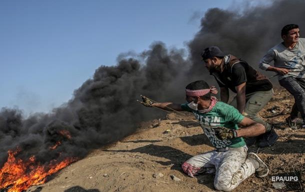 Протести в Газі не пов язані з посольством США - Ізраїль