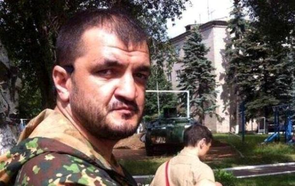 На Донбасі загинув командир батальйону ДНР Мамай