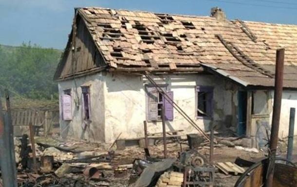 Сепаратисты обстреляли Троицкое, есть жертвы