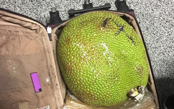 В Борисполе изъяли 350 кило экзотических фруктов