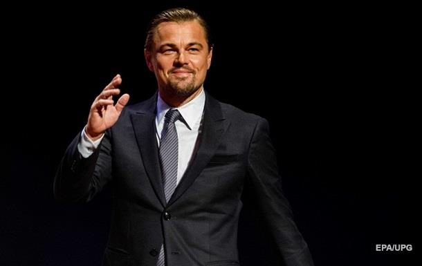 Ди Каприо сыграет президента США в фильме Спилберга