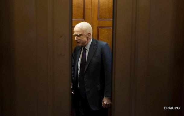 Путин - злой человек. Прощальная книга Маккейна