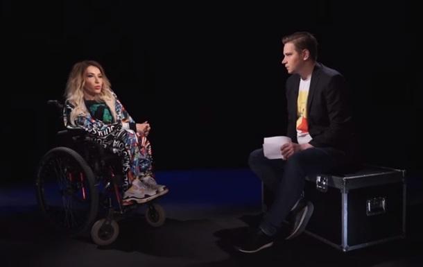 Самойлова розповіла, хто винен в її провалі на Євробаченні