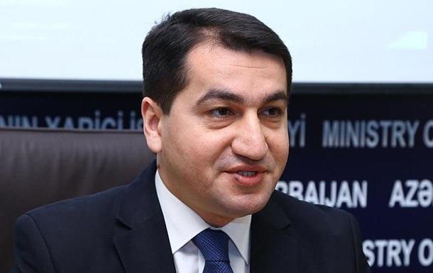 Азербайджан готовит дипломатический протест России