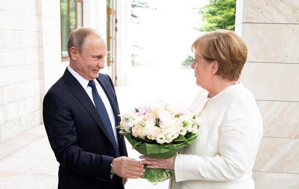 Момент истины? Меркель и Путин обсудили Украину
