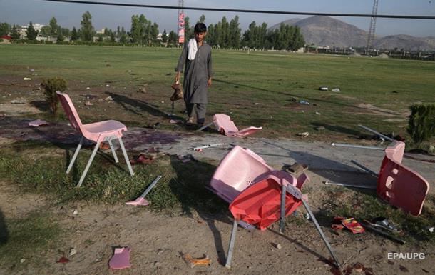 В Афганістані на стадіоні відбулися вибухи: є жертви